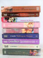 💐  9 x Liebesromane Herzschmerz  - Sammlung Romantik Bücherpaket Highlander