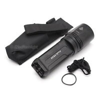 Fenix TK35 XM-L LED Flashlight - with 820 power shot lumens.