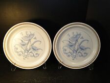 "TWO Royal Doulton Inspiration Dinner Plates 10 3/8"" LS1016 2 EXCELLENT!"