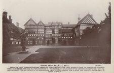 BRAMHALL ( Cheshire) : Court Yard,Bramhall Hall RP- GRENVILLE SERIES