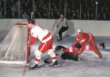 Team Canada Team USSR 1968 Olympic Game 8x10 Photo