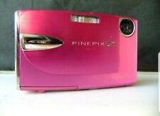 Fujifilm FinePix Z Series Z20fd 10.0MP Digital Camera - Pink