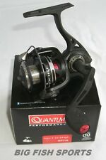 QUANTUM SMOKE PT Spinning Reel #SL50SPTIA FREE USA SHIPPING!  NEW! 5.2:1 Ratio