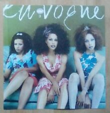 """EN VOGUE -Promotional 12"""" x 12"""" Display ev3 Paper Flat  (ideal for framing)"""