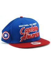 New Era Captain America 9fifty Snapback Hat Sentinel Of Liberty Adjustable NWT