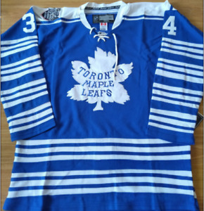 Maple Leafs 2014 Winter Classic James Reimer Jersey size XL(52)