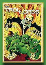 TROLLORDS (1986-88) *1-15 TRU STUDIOS & *1-4 COMICO *1 & 2 (1989) APPLE *NM/M