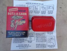 NOS Automatic BUZZ-A-LARM BACK UP Warning 1948 1968 chevy pontiac plymouth buick