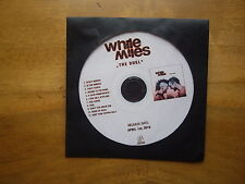 White Miles, The Duel, audio CD *RARE promotional CD*