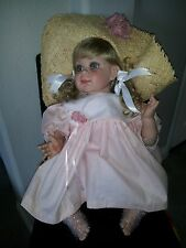 "Fayzah Spanos Doll ""Pretty In Pink"""