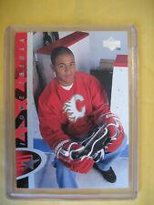 1996-97 Upper Deck Jarome Iginla #181 Flames Star Rookie