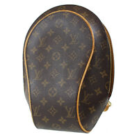 LOUIS VUITTON Ellipse Sac A Dos Backpack Bag Monogram Brown M51125 Auth #Z335 W