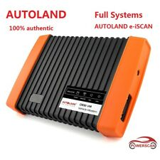 AUTOLAND e-iSCAN Full Systems Automotive OBDII Diagnostic Scanner Vehicle Modem