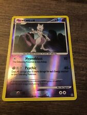 Mewtwo 11/146 Reverse Holo Diamond Pearl Legends Awakened Pokemon Card - NM/M