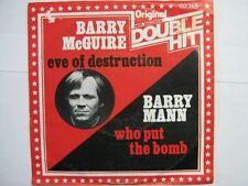 BARRY MC GUIRE 45 TOURS HOLLANDE EVE OF DESTRUCTION