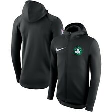 Nike NBA 2018-2019 Boston Celtics Therma Flex Showtime On Court Bench Hoodie