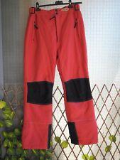 Pantalon de ski pour Homme Logan orange et noir taille M BE