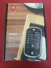 Motorola Motosurf A3100 Cell phone - Black with Tin Silver