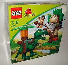 LEGO ® DUPLO 5597 grand t-rex neuf emballage d'origine _ Dino trap New MISB NRFB