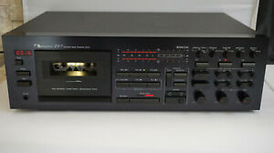 Nakamichi ZX-7 cassette deck Dolby B,C.