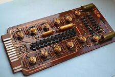 Vintage USSR Soviet Transistor-Magnetic Ferrite Core Memory Module FTA1 Minsk-32