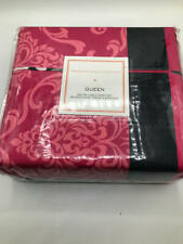 American Home Collection 6pc Sheet Set of Brushed  (Queen) (Cheeteh-Dot-Paisley)