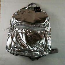 Cynthia Rowley GO Silver Backpack 29924