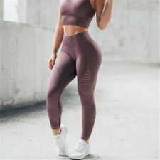 Leggins Deportivas Ropa Deportiva De Moda Pantalones Para Yoga Mujer Damas