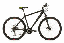 Mountainbike Hardtail 29 Zoll Heist MTB Schwarz 21 Gänge RH 51 cm 553M