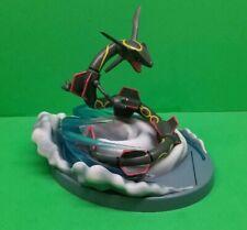 "Pokemon Hidden Fates Rayquaza Figure Ultra Premium Collection 8.5/""basex6.75/""High"