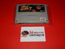 Fighting Nintendo SNES NTSC-J (Japan) Video Games