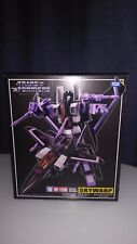 Transformers Masterpiece MP11SW Skywarp MISB with coin
