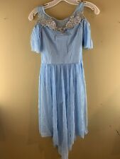 *NEW* Weissman Blue Dance Costume/Leotard Adult Small