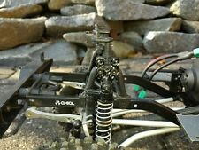Versioni successive stabiliscono, per Axial ax10 Honcho scx10 WRANGLER Dingo CARBONIO CNC