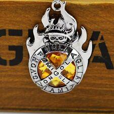 Top Katekyo Hitman Reborn Vongola Tsuna Famiglia Diamond Cosplay Necklace Gifts.