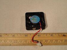 Kingwin 12VDC 40 X 10 MM Hard Drive Video Card Sleeve Bearing Fan CF-004 2-PIN