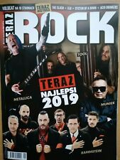 METALLICA,TOOL,MUNIEK,RAMMSTEIN on cover Volbeat,The Clash,ELO,System Of A Down