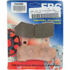 EBC Double H Sintered Metal Front or Rear Brake Pads Harley Touring 08-17 V-Rod