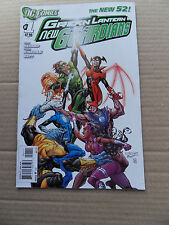 Green Lantern : New Guardians 1 .  ( New DC 52 ) DC 2011 - FN / VF