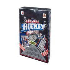 1990-91 Upper Deck High Series Hockey Box - French Edition