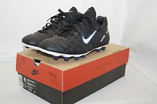 Nike Air Zoom Brasilia interurbains vintage Fussballschuhe Taille 42,5 UK 8 1998 117269 -011