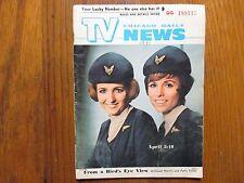 Apr-1971 Chicago Daily News TV News (MILLICENT MARTIN/PAT FINLEY/DAVID STEINBERG