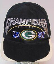 25b074eb2d8 Vintage 1997 GREEN BAY PACKERS NFL FOOTBALL SPORTS SPECIALTIES SNAPBACK HAT  CAP