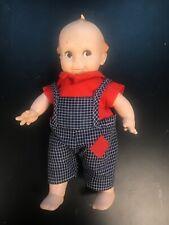 Vintage Cameo Kewpie doll by Jesco - 1983 Kewpie Goes Fishing #2104
