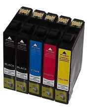 5 Drucker-Patrone Tinte für EPSON STYLUS BX305F BX305FW SX125 SX420W SX130 SX425