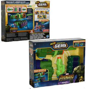 Nerf Blaster Spielzeugblaster Avengers Infinity War Assembler Gun Hulk Spielzeug