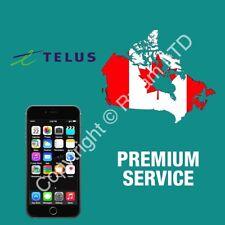 Factory Unlock Service iPhone 7 6S 6 SE 5S 5C 5 Unlock Code Telus Koodo Canada