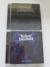 2 CDs THE BLACK DAHLIA MURDER Unhallowed.. Nocturnal  TOP Condition