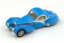 """Bugatti T57 SC Atalanta """"Blue/White"""" 1937 (Spark 1:43 / S2723)"""