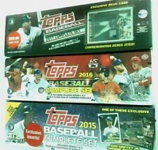 2016 Topps Complete Baseball Card Series 1 & 2 Rookies